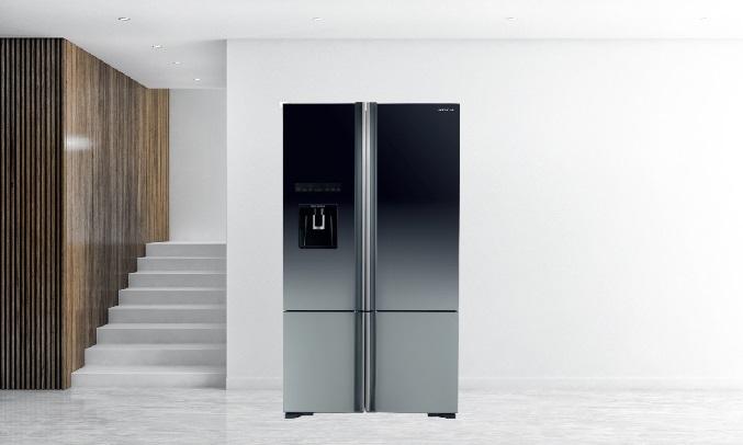 Tủ lạnh Hitachi Inverter 587 lít R-FWB780PGV6X (XGR) - Tấm cách nhiệt chân không