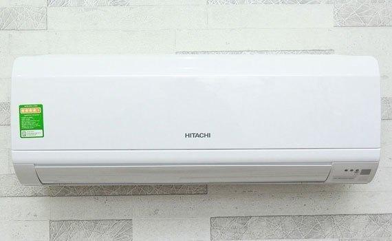 Máy lạnh Hitachi RAS-X10CD 1 HP tiết kiệm điện năng
