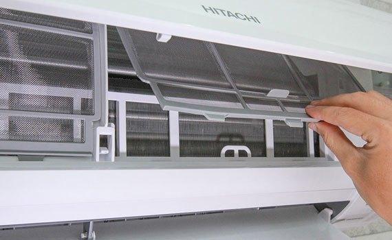 Máy lạnh loại nào tốt? Máy lạnh Hitachi RAS-X10CD 1 HP