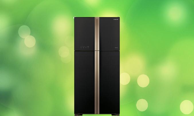 Tủ lạnh Hitachi 510 lít R-FW650PGV8 (GBK)- Công nghệ Inverter
