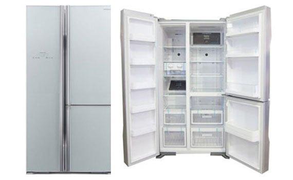 Tủ lạnh Hitachi 600 lít R-M700PGV2 3 cửa tiện lợi