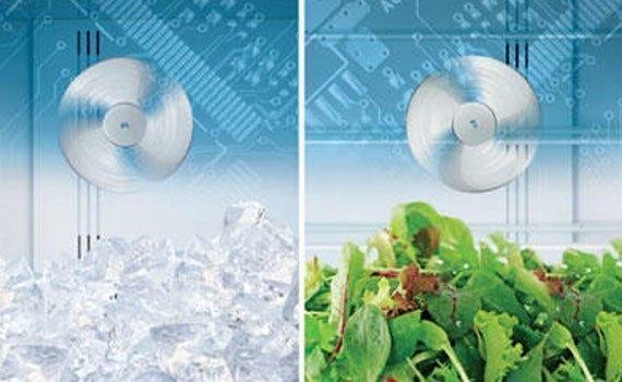 Tủ lạnh Hitachi 600 lít R-M700PGV2 làm mát độc lập
