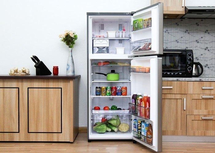 Tủ lạnh Hitachi R-VG440PGV3 (GBW) 365 lít có thiết kế đẹp