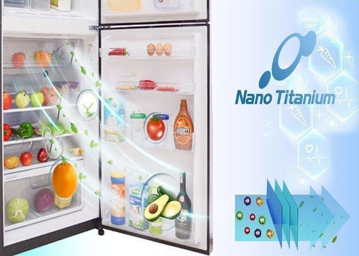 Tủ lạnh Hitachi R-VG440PGV3 (GBW) 365 lít kháng khuẩn khử mùi tốt