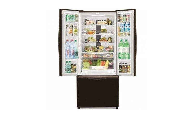 Tủ lạnh Hitachi R-WB475PGV2 với dung tích lớn