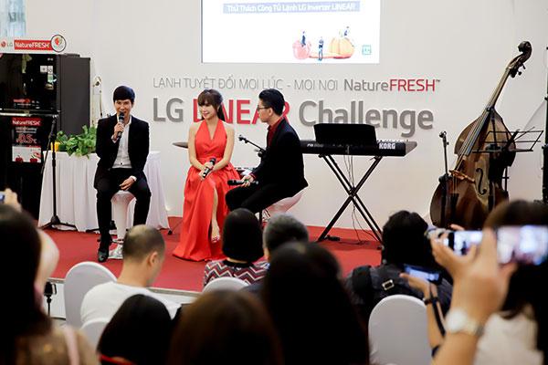 Vợ chồng ca sỹ Lý Hải - Minh Hà cũng đã dành thời gian chia sẻ những bí quyết bảo quản thực phẩm trong tủ lạnh vô cùng hữu ích...