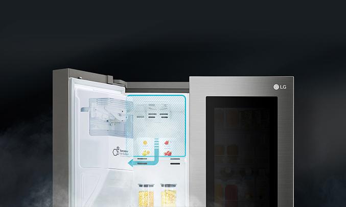 Tủ lạnh LG 601 lít GR-X247JS làm đá tự động