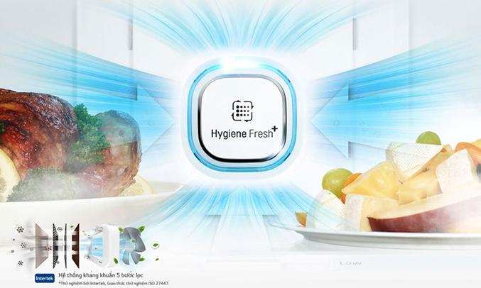 Tủ lạnh LG 512 lít GN-L702SD khử mùi, diệt khuẩn