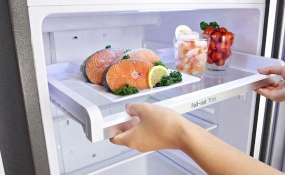 Tủ lạnh LG GN-L205PS 189 lít khuyến mãi tại nguyenkim.com