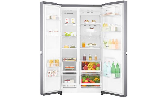Tủ lạnh LG 626 lít GR-B247JS 4 cửa tiện lợi