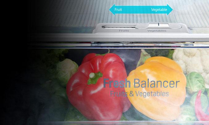 Mua tủ lạnh ở đâu tốt? Tủ lạnh LG GR-D247JS 601 lít