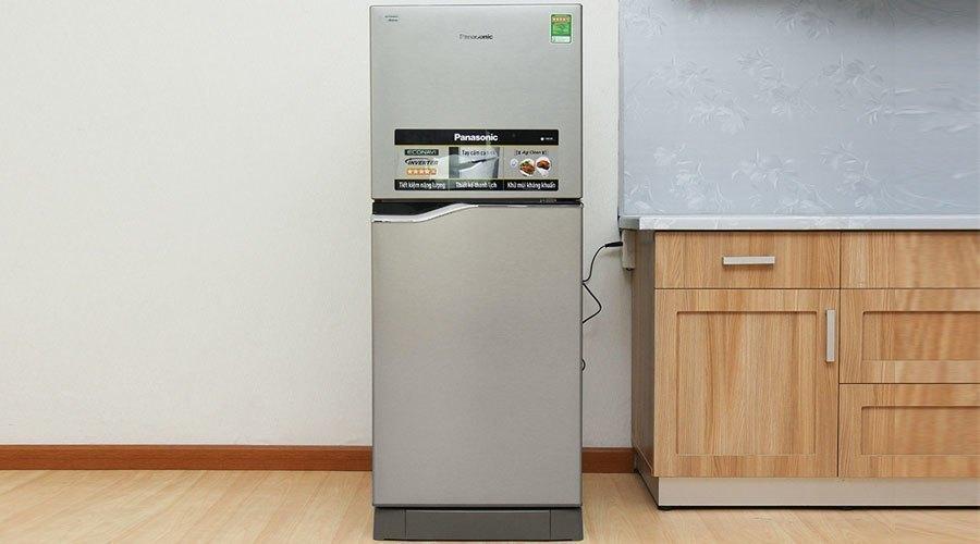 Tủ lạnh Panasonic NR-BA188PSVN 167 lít bán trả góp 0% tại nguyenkim.com