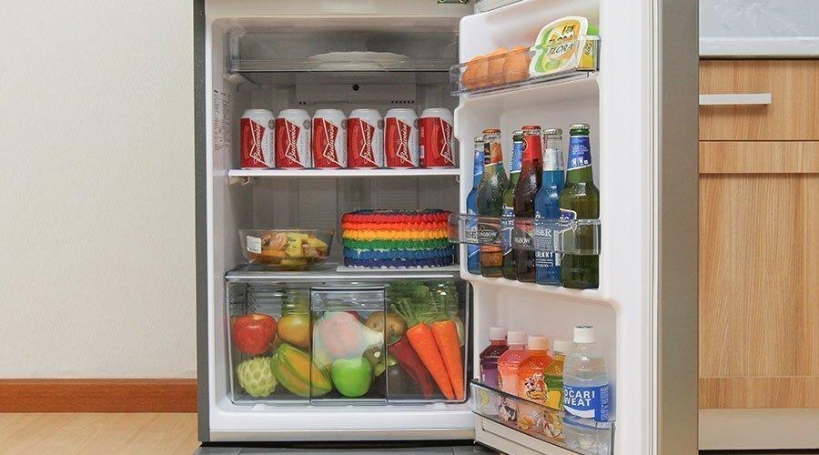 Tủ lạnh loại nào tốt? Tủ lạnh Panasonic NR-BA188PSVN 167 lít
