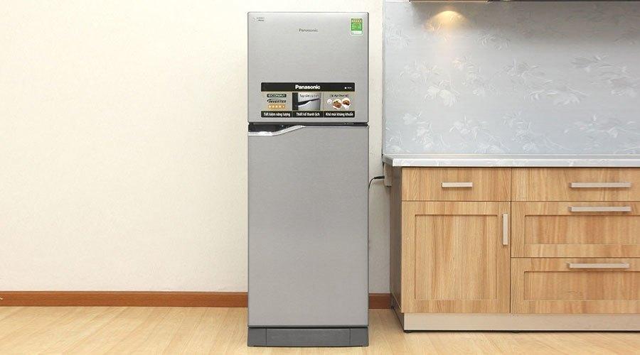 Tủ lạnh Panasonic NR-BA228PSVN 188 lít bán trả góp 0% tại nguyenkim.com