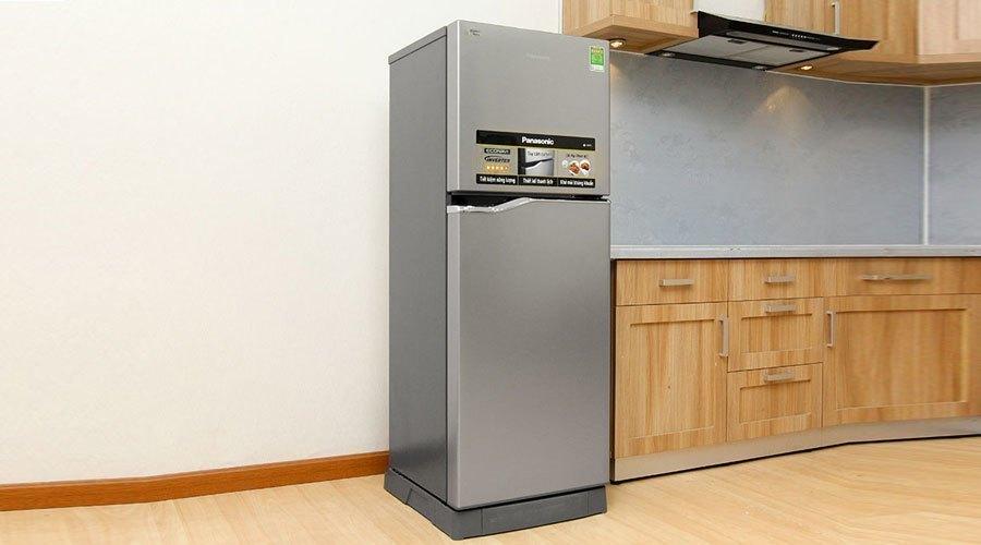 Tủ lạnh tiết kiệm điện. Tủ lạnh Panasonic NR-BA228PSVN 188 lít