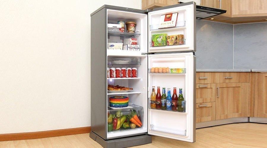 Tủ lạnh loại nào tốt? Tủ lạnh Panasonic NR-BA228PSVN 188 lít