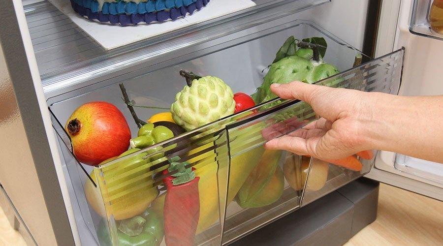 Mua tủ lạnh ở đâu tốt? Tủ lạnh Panasonic NR-BA228PSVN 188 lít