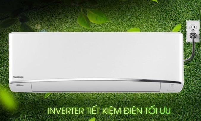 Máy lạnh Panasonic 1.5HP CU/CS-U12TKH-8 tiết kiệm điện