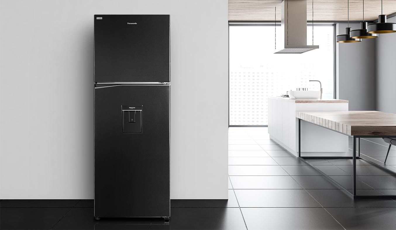 Tủ lạnh Panasonic Inverter 366 lít NR-BL381WKVN