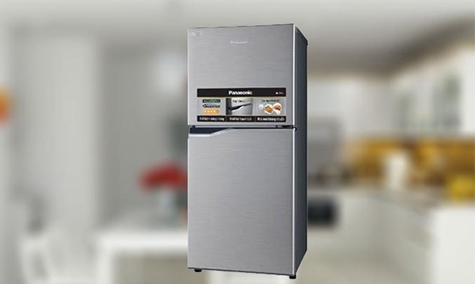 Tủ lạnh Panasonic 152L NR-BA178VSV1 sang trọng