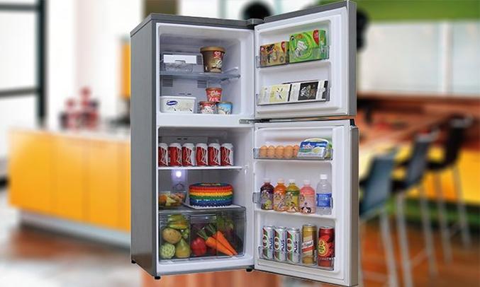 Tủ lạnh Panasonic 152L NR-BA178VSV1 làm lạnh nhanh