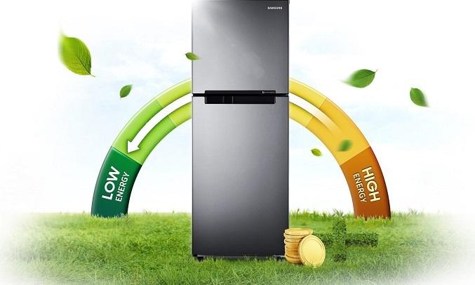 Tủ Lạnh Samsung Inverter 208 lít RT19M300BGS - Công nghệ Digital Inverter
