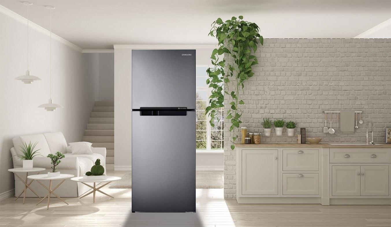 Tủ Lạnh Samsung Inverter 208 lít RT19M300BGS - Thiết kế tinh tế