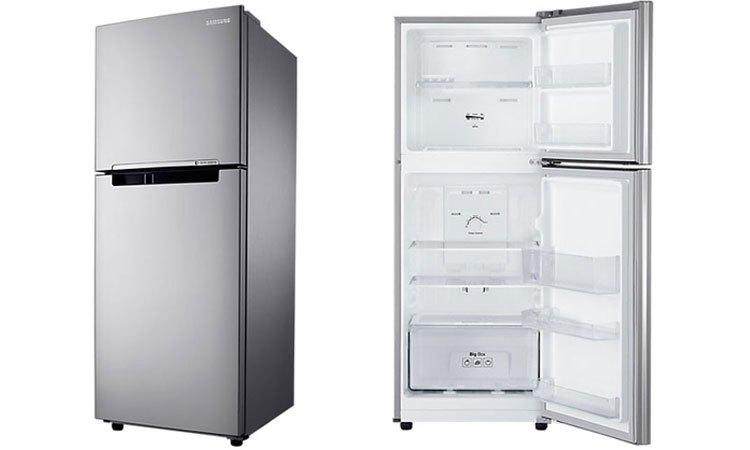 Tủ lạnh Samsung 208L RT20K300ASE hệ thống khay kệ bền bỉ