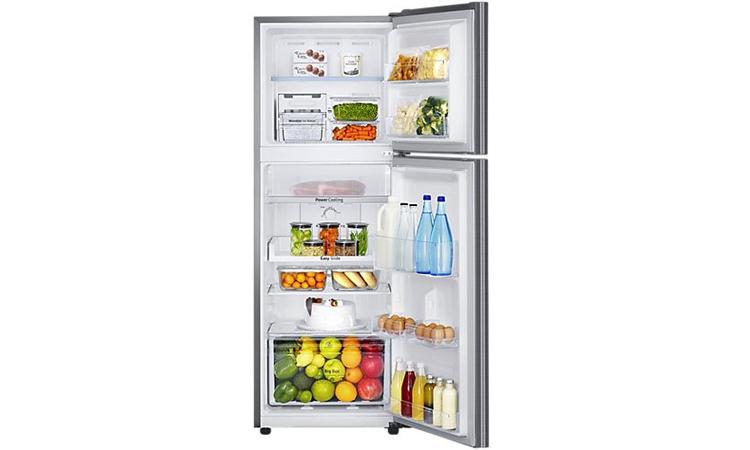 Dung tích tủ lạnh Samsung Inverter 234 lít RT22M4033S8/SV phù hợp với gia đình