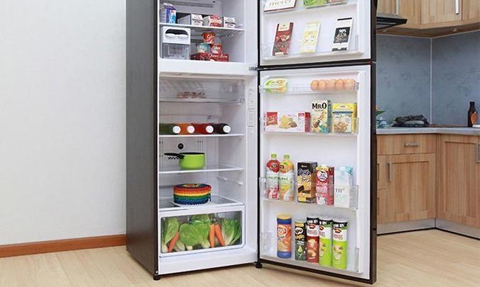 Tủ lạnh Hitachi R-VG400PGV3 (GBW) 335 lít duy trì nhiệt đọ