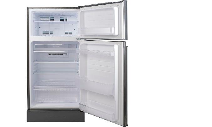 Tủ lạnh Sharp Inverter 165 lít SJ-X176E-DSS - Đèn LED chiếu sáng