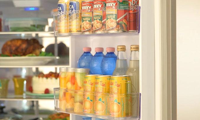Tủ lạnh Sharp SJ-GF60A 6 cửa