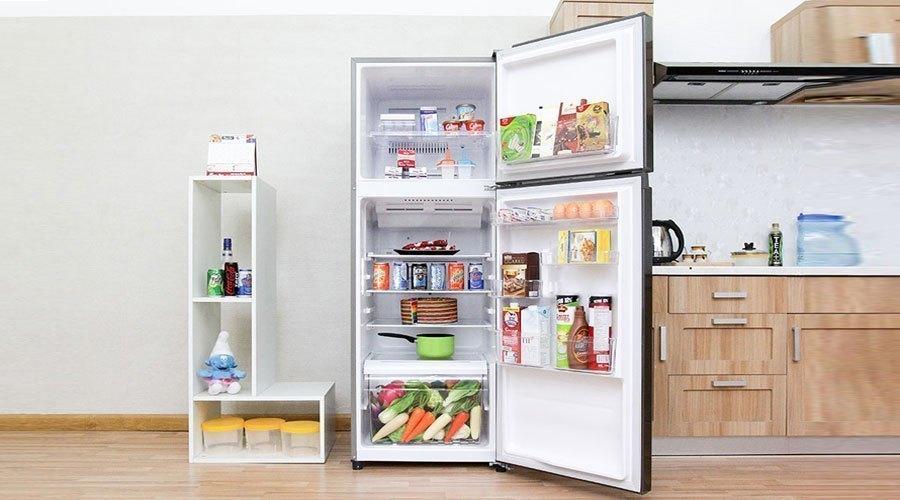 Tủ lạnh Toshiba 305 lít GR-T36VUBZ giảm giá tại nguyenkim.com