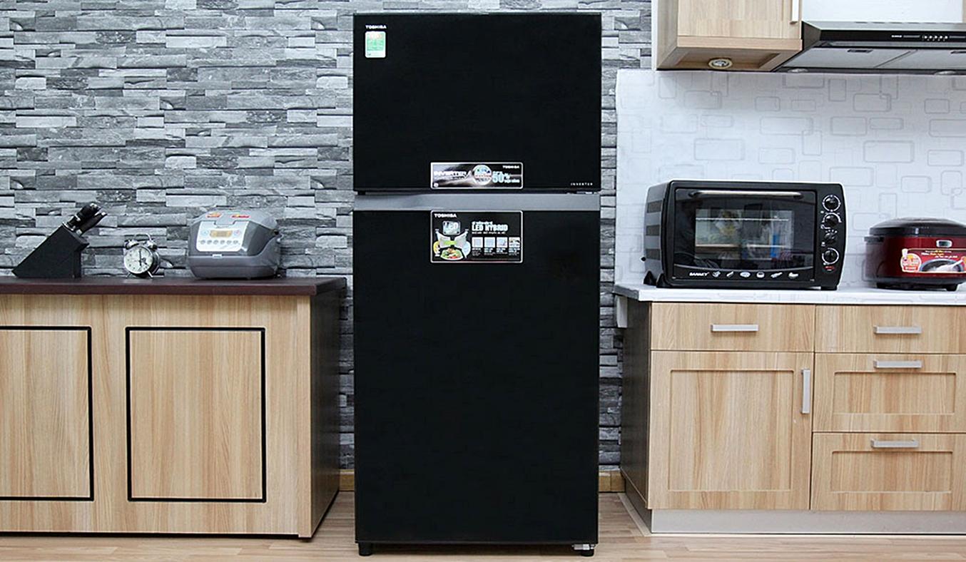 Tủ lạnh Toshiba GR-TG41VPDZ (XK1) 359 lít thiết kế sang trọng
