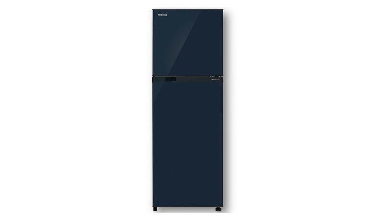 Tủ lạnh Toshiba GR-M28VUBZ(UB) xanh đen sang trọng, giá khuyến mãi hấp dẫn tại nguyenkim.com