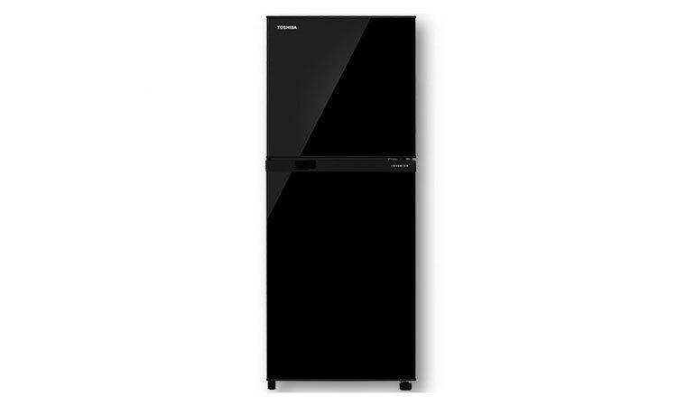 Tủ lạnh Toshiba GR-M28VUBZ(UK) đen sang trọng, giá khuyến mãi hấp dẫn tại nguyenkim.com