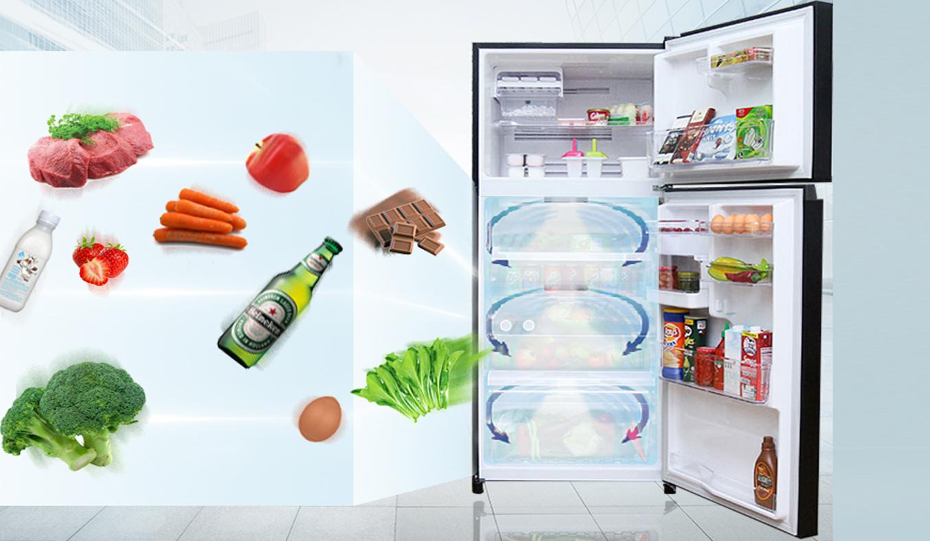 Công nghệ làm lạnh hiện đại, bảo quản thực phẩm an toàn