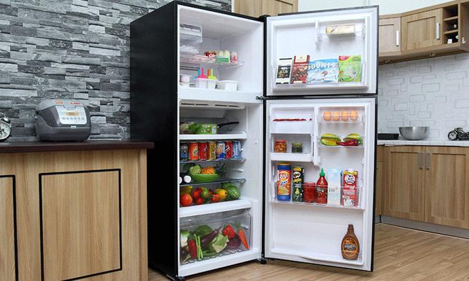 Tủ lạnh Toshiba Inverter 359 lít GR-TG41VPDZ đơn giản mà sang trọng