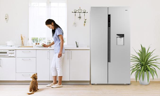 Tủ lạnh Aqua AQR-I565AS (SW) giá tốt