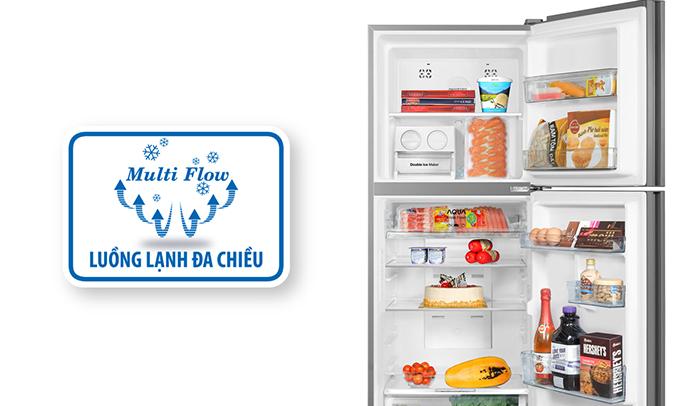 Tủ lạnh Aqua AQR-IG316DN (GB)hiện đại
