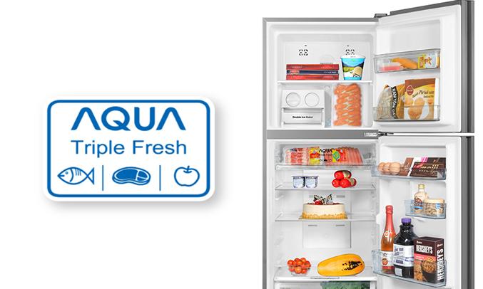 Tủ lạnh Aqua AQR-IG316DN (GB)giá tốt
