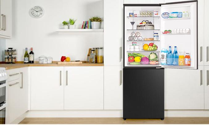 Tủ lạnh Aqua AQR-IP350DB (BL) chính hãng