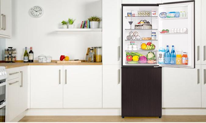 tủ lạnh Aqua AQR-IP350DB (DC) chính hãng