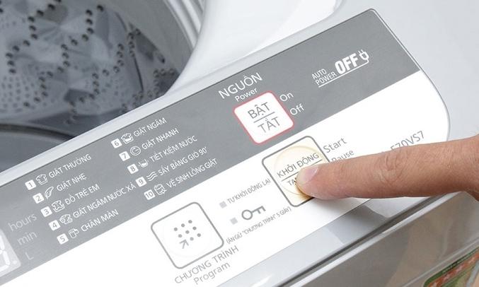 Mua máy giặt ở đâu tốt? Máy giặt Panasonic 7 kg NA-F70VB7HRV