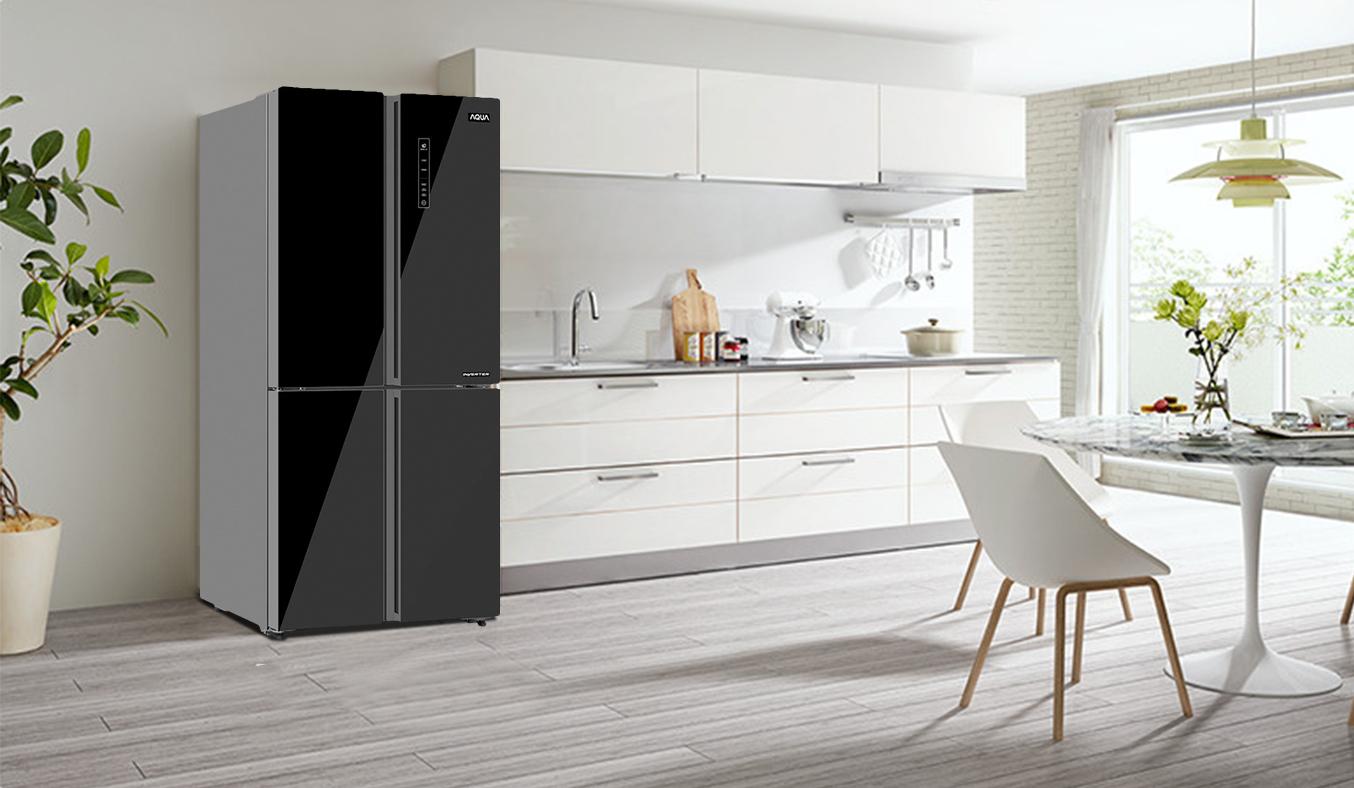 Tủ lạnh Inverter giúp tiết kiệm điện năng