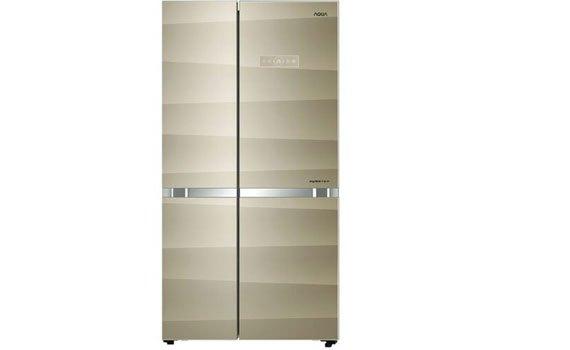 Tủ lạnh Aqua 517 lít AQR-IG585AS (GB) thiết kế thanh lịch sang trọng, giá tốt tại nguyenkim.com