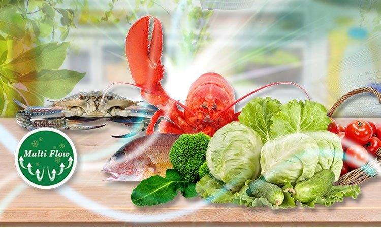 Bảo quản thực phẩm an toàn, tươi ngon lâu hơn