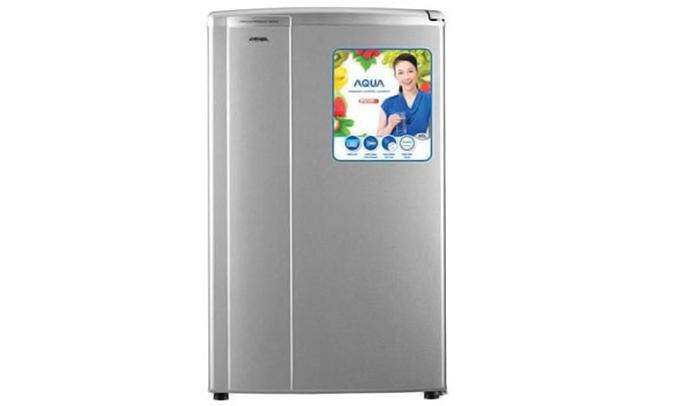 Tủ lạnh Aqua AQR-95AR (SS) thân thiện với môi trường