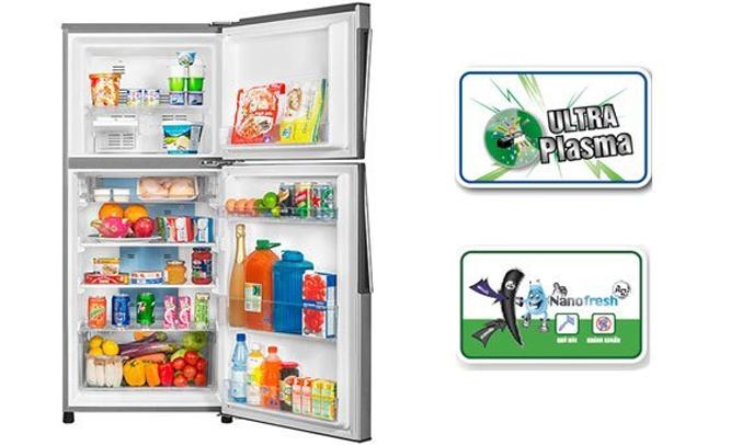 Tủ lạnh Aqua AQR-IP255AN 236 lít diệt khuẩn