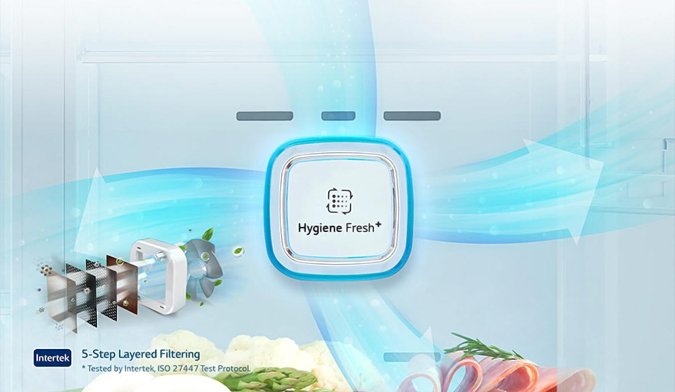 Tủ lạnh LG GR-P247JS 601 lít sạch khuẩn